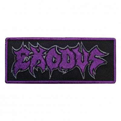 Logo Purple | Patch