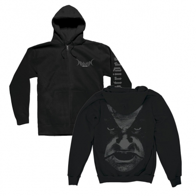Abbath - Outstrider Close Up Pocket | Zip-Hood
