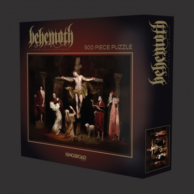 behemoth - Say Your Prayers | Puzzle