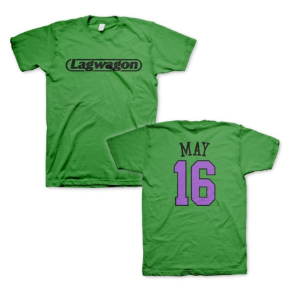 lagwagon - May 16th | T-Shirt