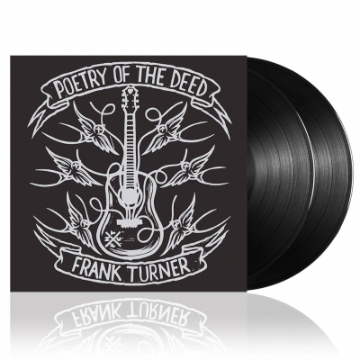 Frank Turner - Poetry Of The Deed | 2x180g Vinyl