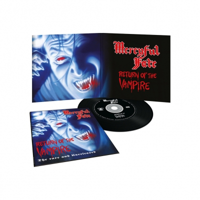 Mercyful Fate - Return Of The Vampire | DIGI-CD