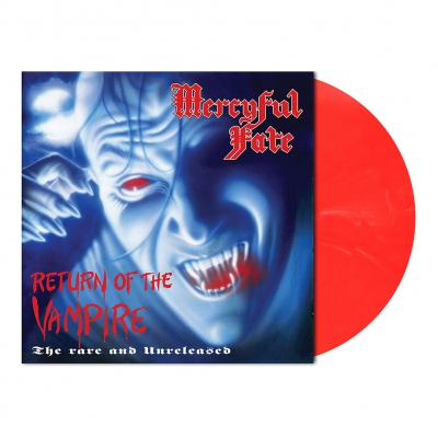 Mercyful Fate - Return Of The Vampire | Strawberry Red/White Vinyl