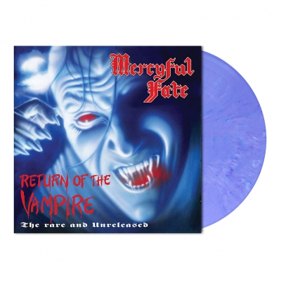 Return Of The Vampire | Sheer Violet Blue Vinyl