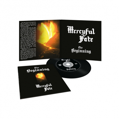 Mercyful Fate - The Beginning | DIGI-CD