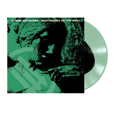 Strike Anywhere - Nightmares Of The West | Black/Coke Bottle Vinyl