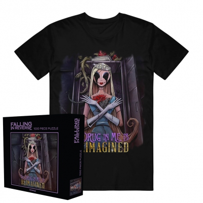 shop - The Drug In Me Is Reimagined | Puzzle Bundle