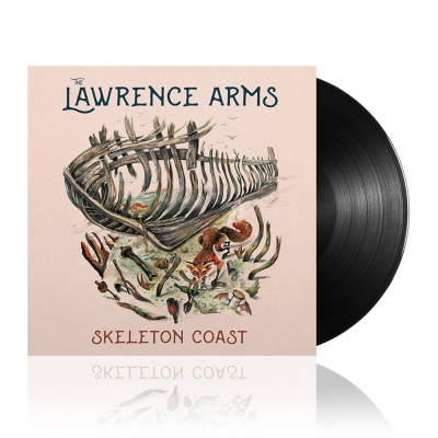 The Lawrence Arms - Skeleton Coast | Black Vinyl