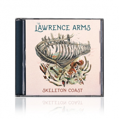 The Lawrence Arms - Skeleton Coast | CD