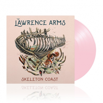shop - Skeleton Coast | Pink Vinyl