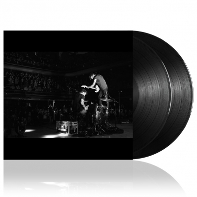 anti-records - Massey Fucking Hall | 2xBlack Vinyl