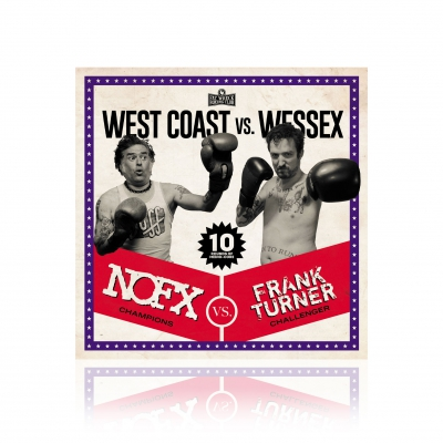 NOFX/Frank Turner - West Coast vs. Wessex | CD