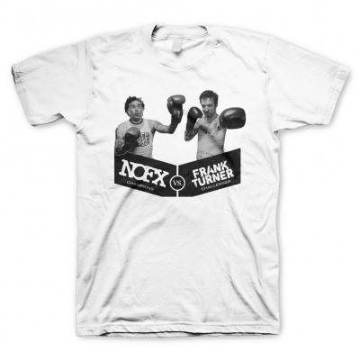 NOFX/Frank Turner - West Coast vs. Wessex | T-Shirt