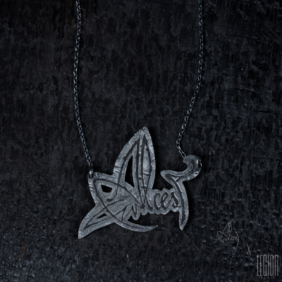 alcest - Logo | Necklace