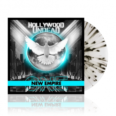 New Empire Vol.1 | Clear w/Black Splatter Vinyl