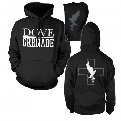 Hollywood Undead - Dove & Grenade | Hoodie