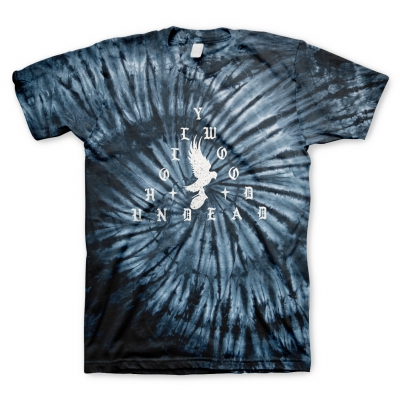 Hollywood Undead - Triangle Dove | Tie Dye T-Shirt