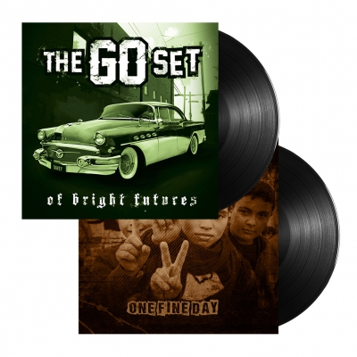mad-drunken-monkey-records - The Go Set | Vinyl Bundle