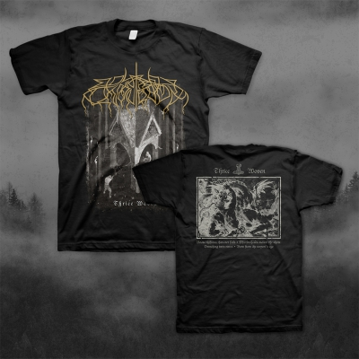 wolves-in-the-throne-room - Thrice Woven | T-Shirt