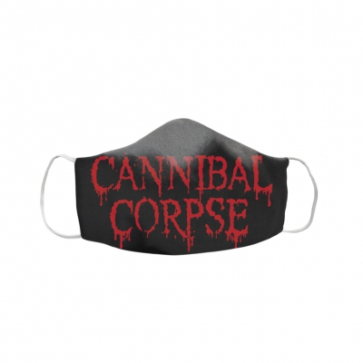 Cannibal Corpse - Logo | Mask