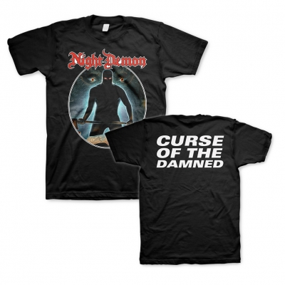 night-demon - Curse Circle | T-Shirt