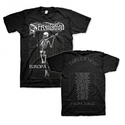 tribulation - Ghost Tour 2019 | T-Shirt