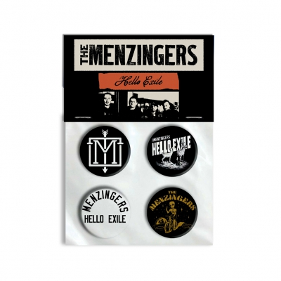 The Menzingers - Hello Exile| Pin Set