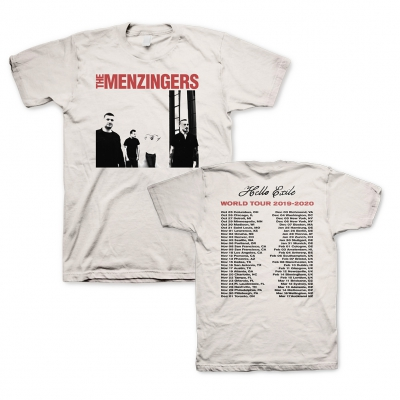 The Menzingers - World Tour 2019-2020 | T-Shirt