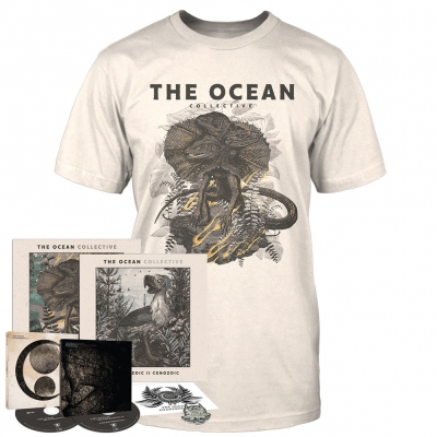 The Ocean - Phanerozoic II: Mesozoic|Cenozoic | CD Box Bundle
