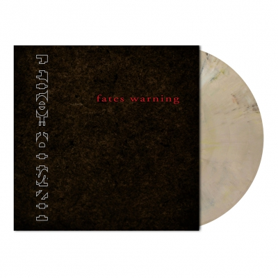 Fates Warning - Inside Out | Opaque Beige Marbled Vinyl