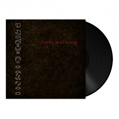 Fates Warning - Inside Out | 180g Black Vinyl