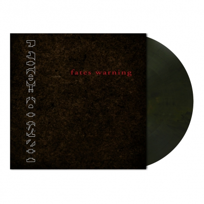 Fates Warning - Inside Out | Dark Brown Marbled Vinyl