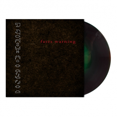 Fates Warning - Inside Out | Green/Brown/Red Melt Vinyl