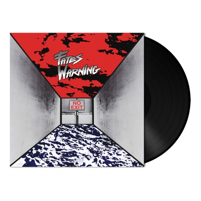 Fates Warning - No Exit | 180g Black Vinyl