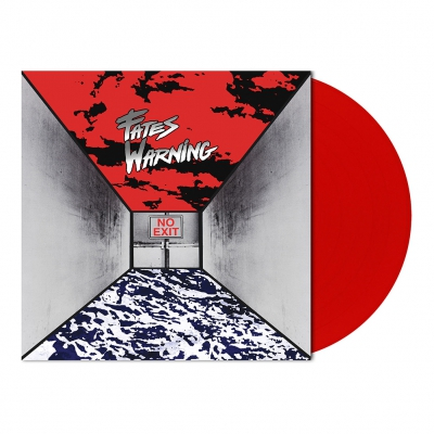 No Exit | Opaque Deep Red Vinyl