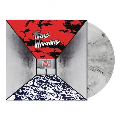 Fates Warning - No Exit | Light Grey/Black Marbled Vinyl