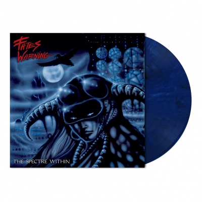 shop - The Spectre Within | Night Blue Marbled Vinyl