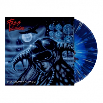 Fates Warning - The Spectre Within | Multi Splatter Vinyl