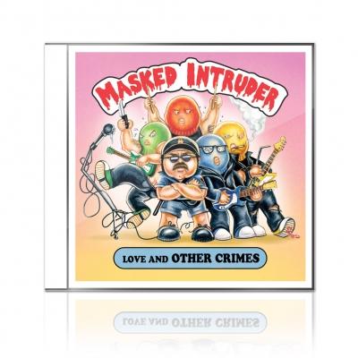 Masked Intruder - Love And Other Crimes | CD