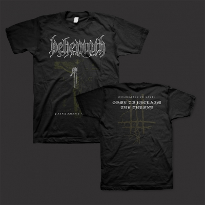 Behemoth - Pilgrimage On Earth | T-Shirt
