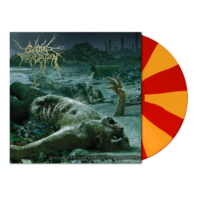 "Cattle Decapitation - The Anthropocene Extinction | Circo Inhumanitas ""C"