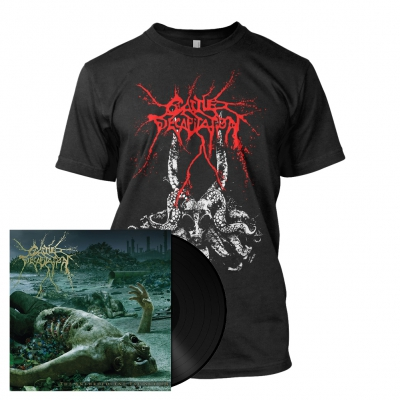 Cattle Decapitation - The Anthropocene... | 180g Black Vinyl Bundle