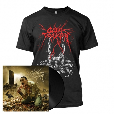 Cattle Decapitation - Monolith of Inhumanity | 180g Black Vinyl Bundle