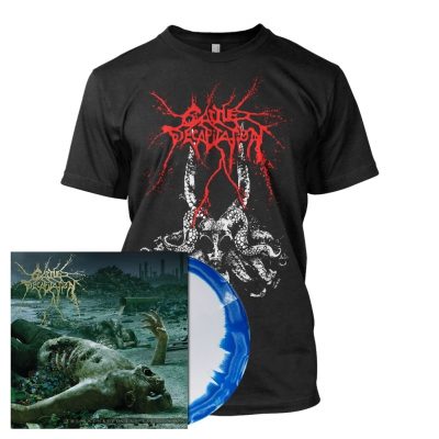 Cattle Decapitation - The Anthropocene Extinction | Anti-Arctic Corona Vinyl Bundle