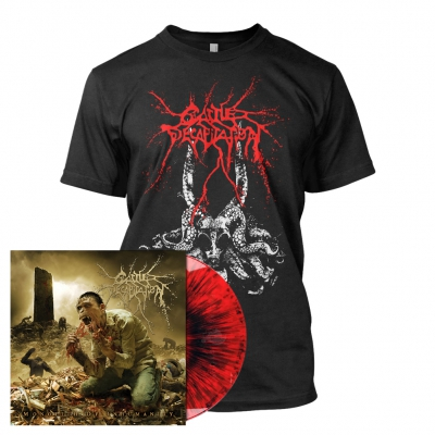 Cattle Decapitation - Monolith of Inhumanity | Eye of the Monolith Splatter Vinyl Bundle