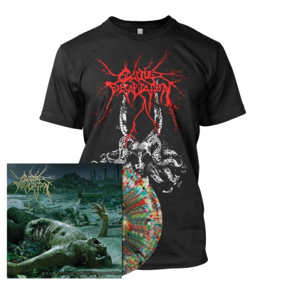 Cattle Decapitation - The Anthropocene Extinction | Trash Explosion Vinyl Bundle
