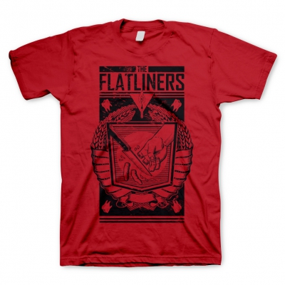 The Flatliners - No Peace | T-Shirt