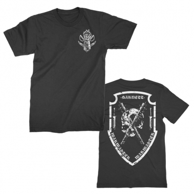 shop - Fist Bat/Skull Crest | T-Shirt