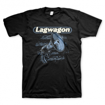 lagwagon - Stealing Light | T-Shirt