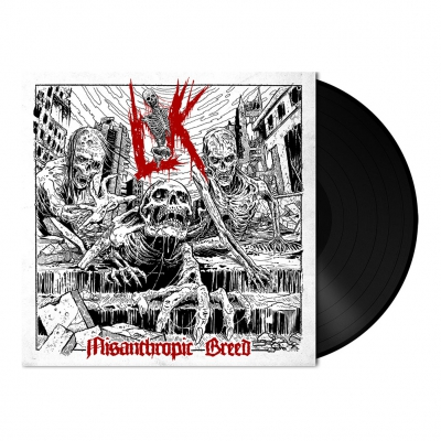 Misanthropic Breed | 180g Black Vinyl